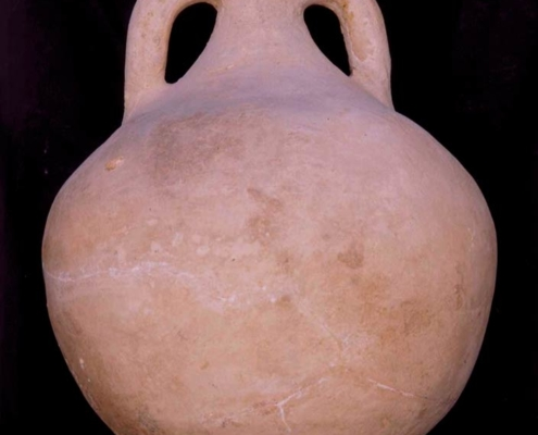 Ánfora olearia romana