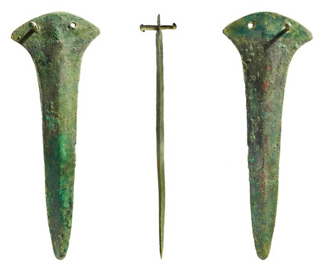 Alabarda de cobre arsenicado