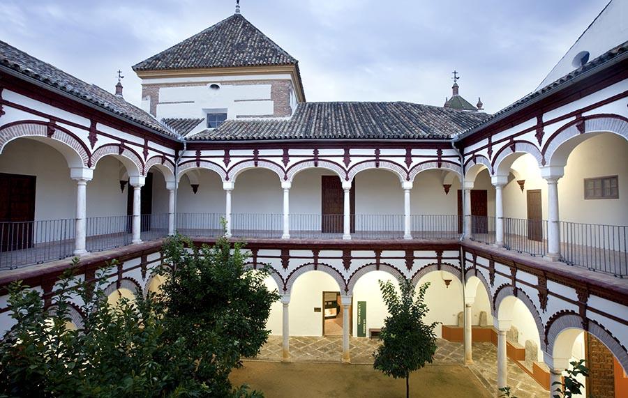 Patio interior del Palacio-Museo