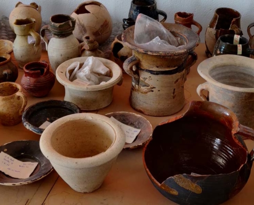 materiales de s XVI-XVII