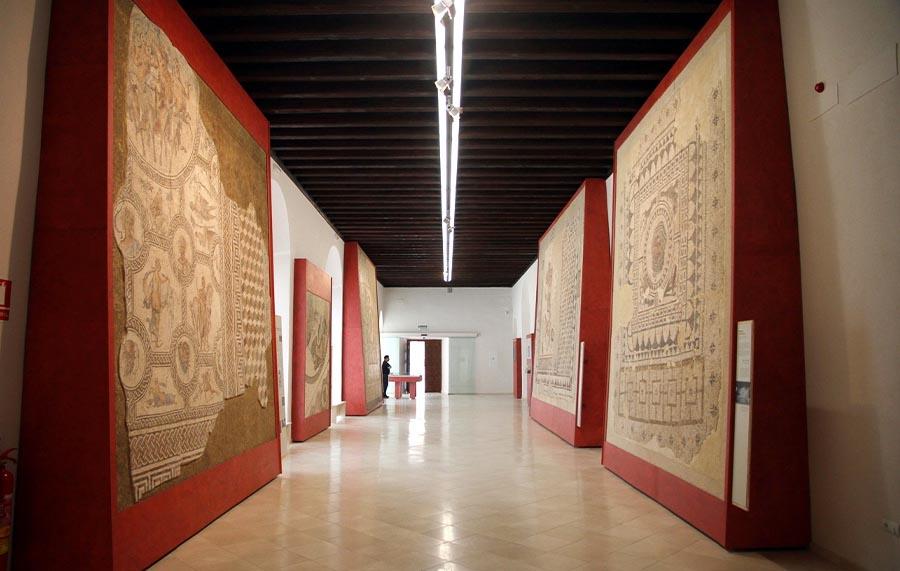 Sala de mosaicos
