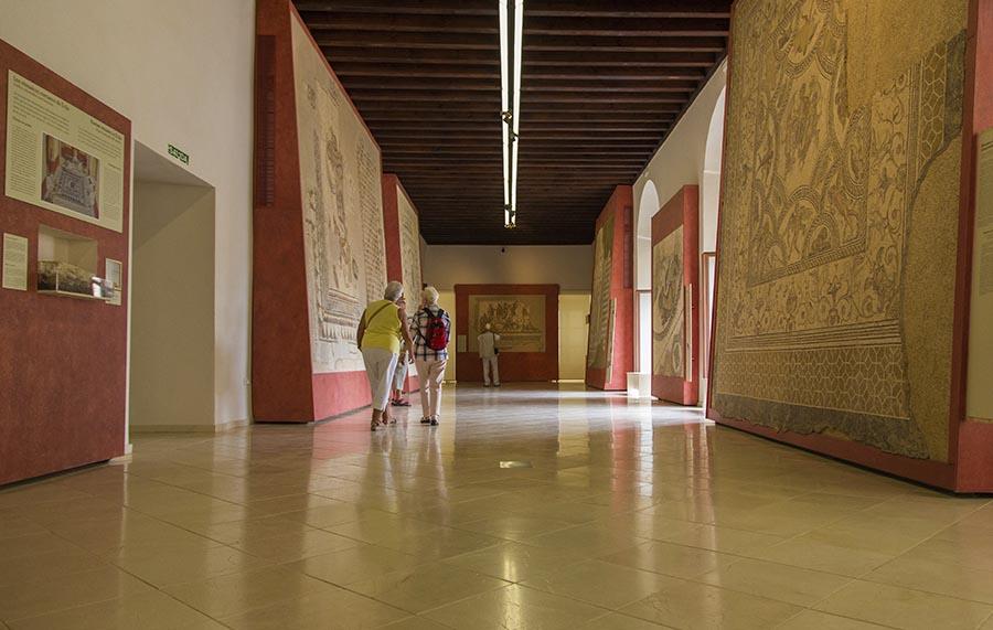 Sala Mosaicos Romanos